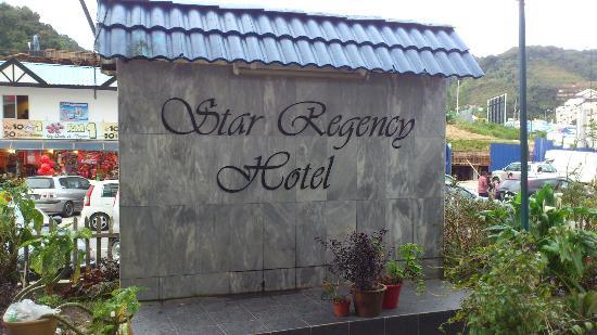 Star Regency Hotel & Apartments: Entrance
