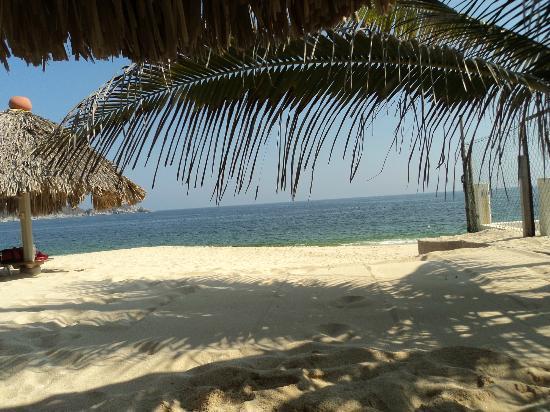 Hotel Castillo Huatulco Hotel & Beach Club: Para estar todo el día ahí