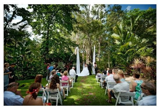 BIG4 Port Douglas Glengarry Holiday Park: Great location for family gathering