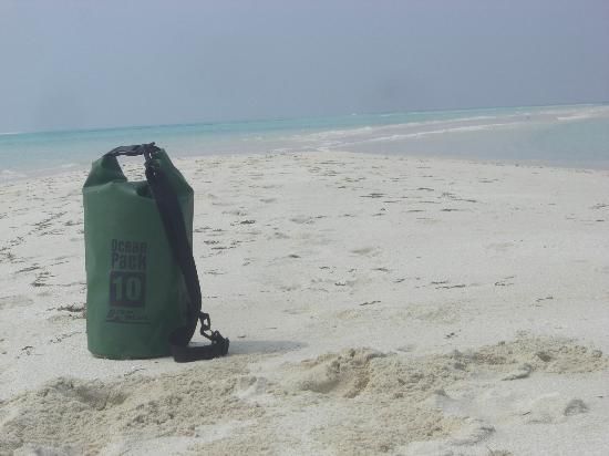 Kuredu Island Resort & Spa: une impression d'être seul sur l'ile