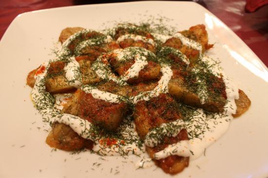 Lamb quorma picture of aryana afghan restaurant dollard for Aryana afghan cuisine