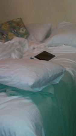 Hotel deLuxe: bed