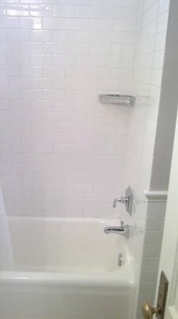 Hotel deLuxe: shower