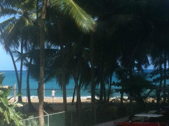 Acacia Boutique Hotel: View of the beach