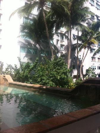 Acacia Boutique Hotel: View