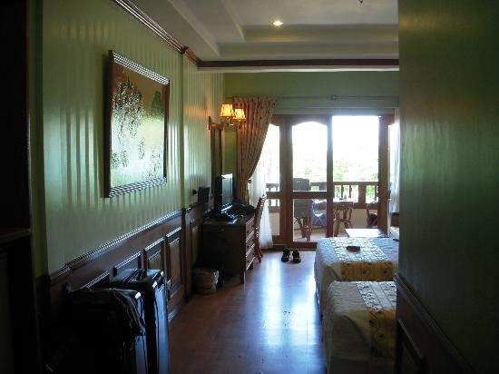 Red Coconut Beach Hotel: 5 