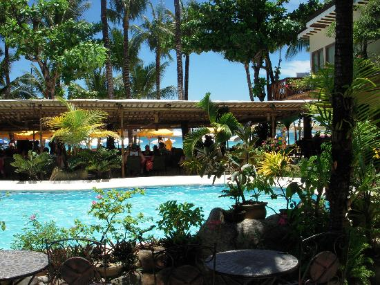 長灘島紅椰子海灘酒店照片