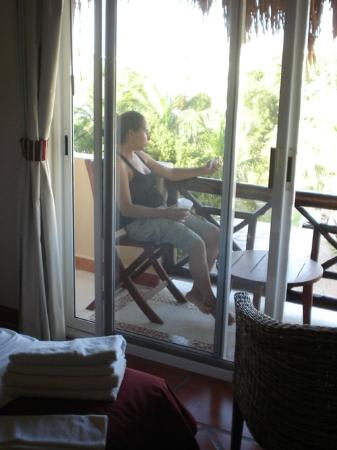 Hotel Riviera del Sol: dentro de la recámara