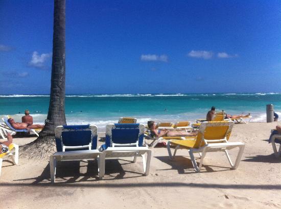 Ocean Blue & Sand: Stranden