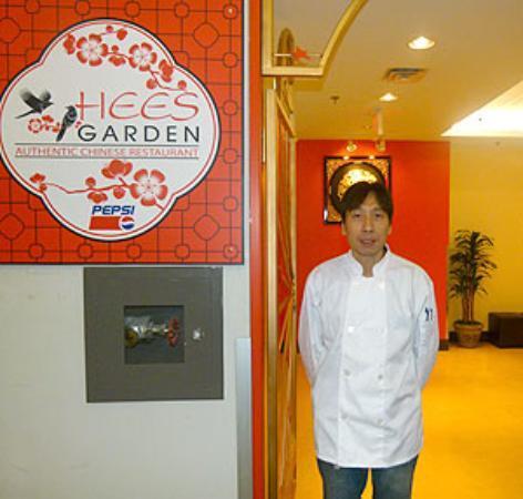 Foto de Hee's Garden Authentic Chinese Restaurant