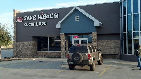 Sake Hibachi and Sushi Bar