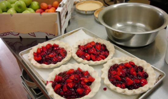 Photo of Restaurant The Flaky Tart at 711 Mount Pleasant Rd, Toronto M4S 2N4, Canada