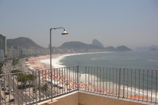 Rio Guest House ( Marta's Guest House): View from Terrace
