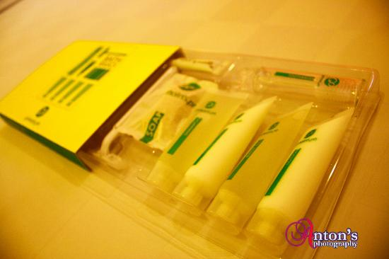 Go Hotels Mandaluyong: Toiletries
