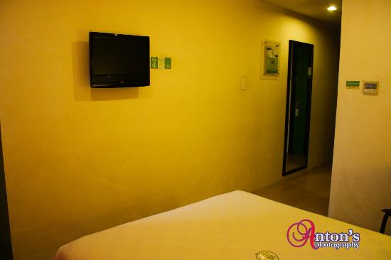 Go Hotels Mandaluyong: Rooms