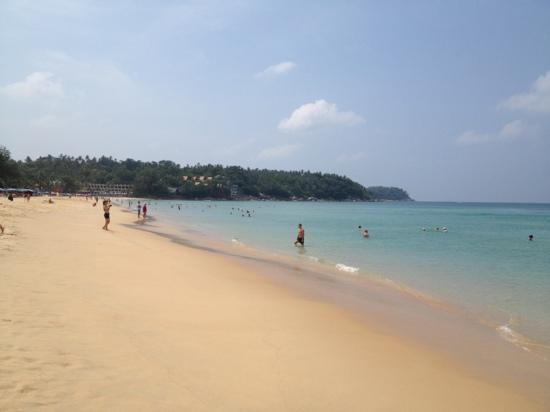 Phuket Orchid Resort: karon beach