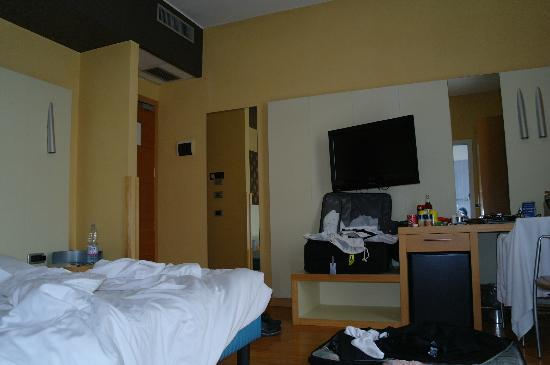 Best Western Hotel Bologna: Room1