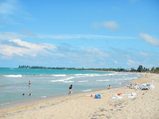 Courtyard by Marriott Isla Verde Beach Resort: Beautiful Isla Verde Beach