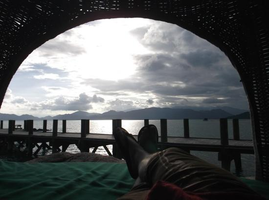 L'Alyana Ninh Van Bay: more relaxing - what a view