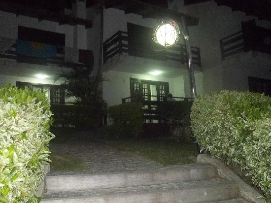 Bombinhas Tourist Apart Hotel: Departamentos