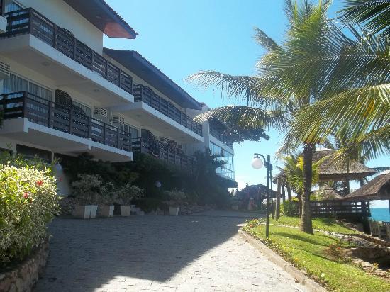 Bombinhas Tourist Hotel e Pousada: Departamentos