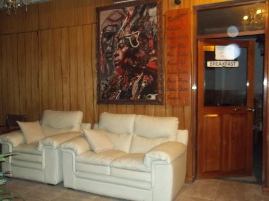 HOTEL EL BUHO: Living PB