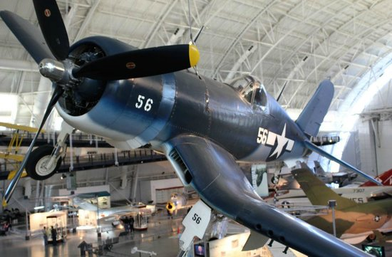 Smithsonian National Air and Space Museum Steven F. Udvar-Hazy Center: 2