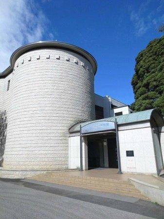 Kawamura Memorial DIC Museum of Art: 美術館入口
