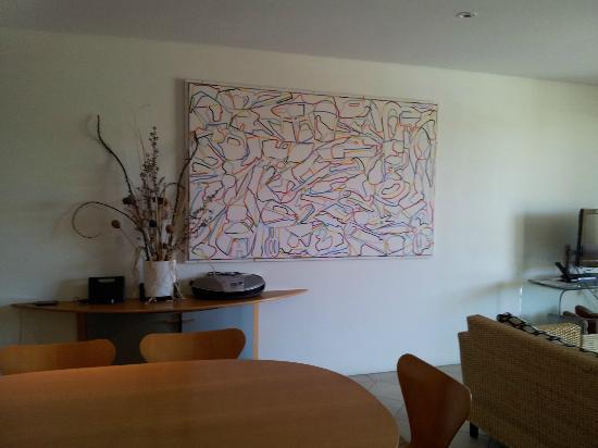 Bay Royal Apartments: Tasteful decor