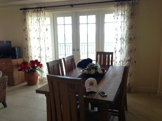 White Sands Beach Condos: 2BR - Dining Room
