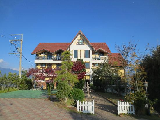 Egmon Situation Resort: Front view of Egmont Situation Resort