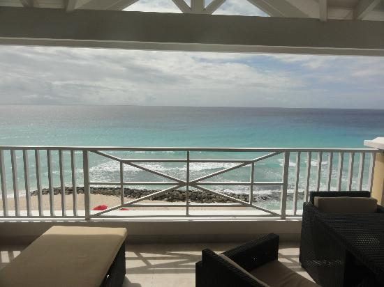 Ocean Two Resort & Residences: Ocean Front Balcony