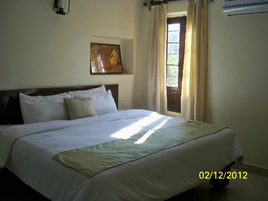 Green Acres Haveli and Retreat: Our Room