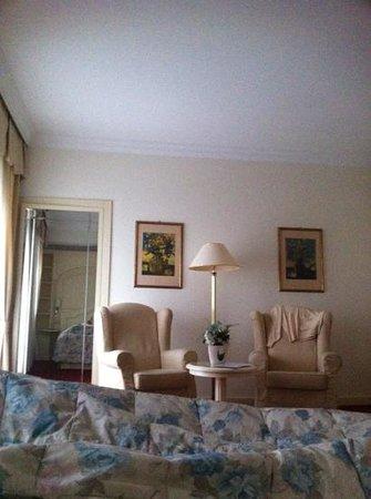 Hotel Terme Tritone Thermae & Spa: junior suite 