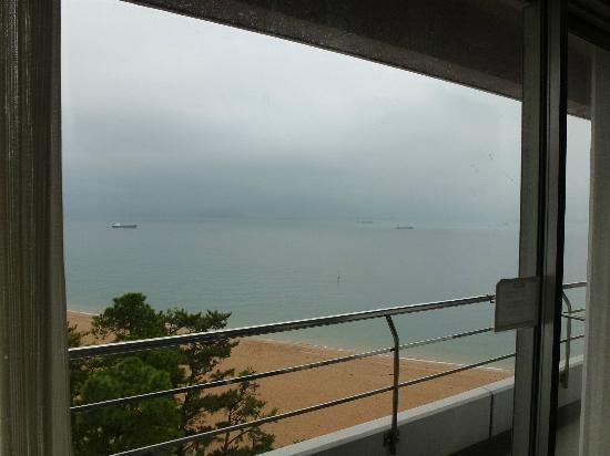 Diamond Setouchi Marine Hotel: 部屋からの眺め