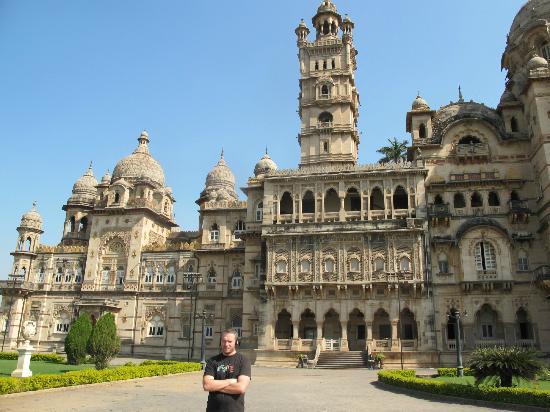 Vadodara, India: Laxmi Palace Baroda