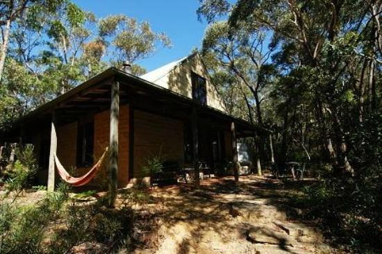 Bunjaree Cottages: Banksia Cottage Outdoors