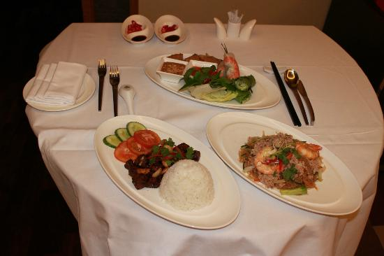InterContinental Saigon Hotel: room service menu
