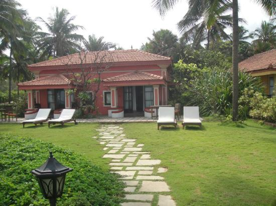 Taj Holiday Village Resort & Spa: Sea view cottage