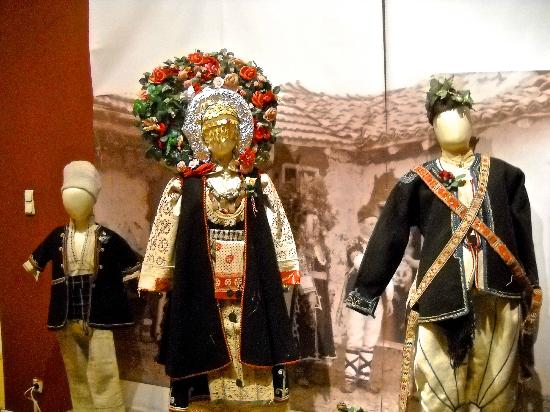 National Art Gallery: Bulgarian Historic Costumes