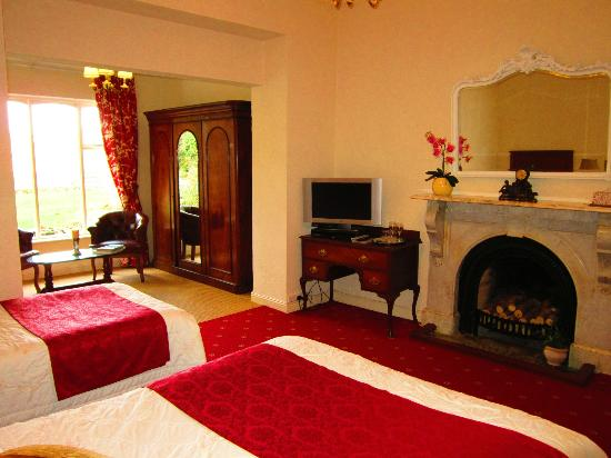 Mallmore Country House: Bedroom