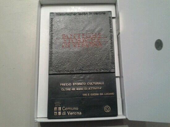 Trattoria Trota Da Luciano: botteghe storiche di verona