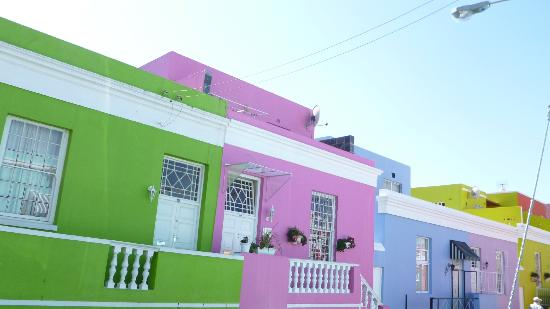 Bo-kaap: loved every bit of my time here