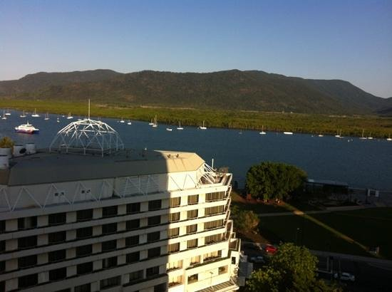 Pullman Cairns International: view from the room
