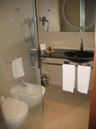 Best Western Hotel Goldenmile Milan: Bagno