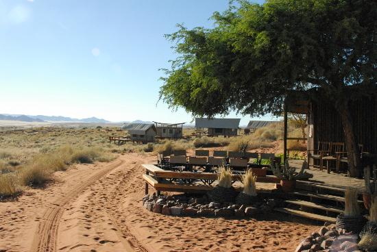 Wolwedans Dune Camp: Camp
