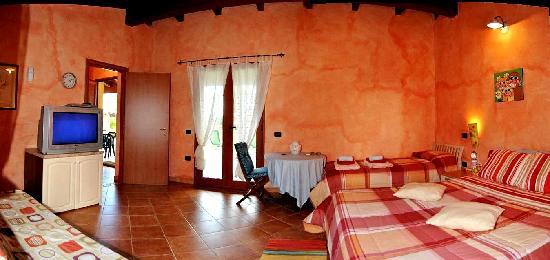 Siliqua, Italien: camera matrimoniale o tripla
