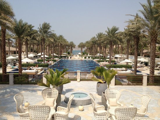 One&Only The Palm Dubai: Nice & comfortable