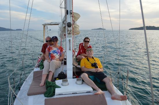 SweetDreamers Charters - Private Day Trips: Lovely day with Igor in Phuket