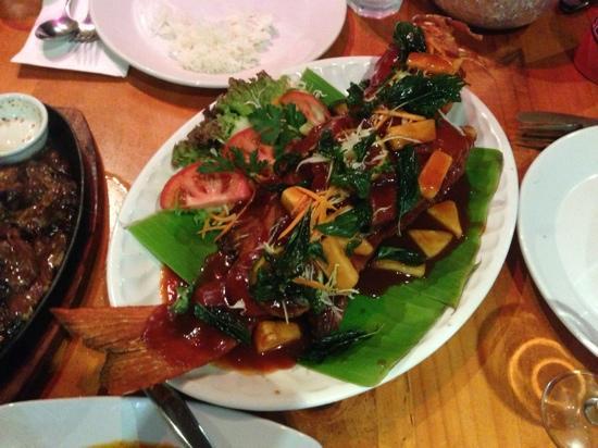 Thai Coins : delicious whole fish